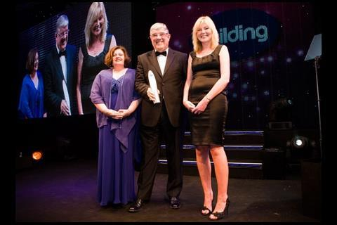 John McDonough, chief executive of the year, sponsored by KPMG